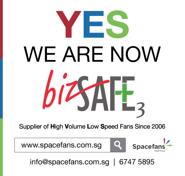 WE ARE NOW BIZSAFE 3