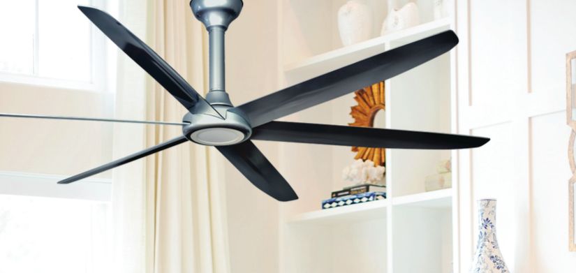 Find the right size of ceiling fan